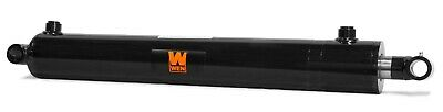 WEN WT3020 Cross Tube Hydraulic Cylinder with 3-inch Bore and 20-inch Stroke