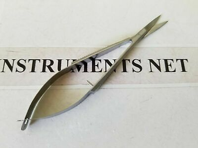 25 pieces Noyes Iris Scissors 4.5 Curved OPHTHALMIC SURGICAL INSTruments