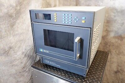 CEM MDS-2100 Microwave Digestion System With Temp Control 924070