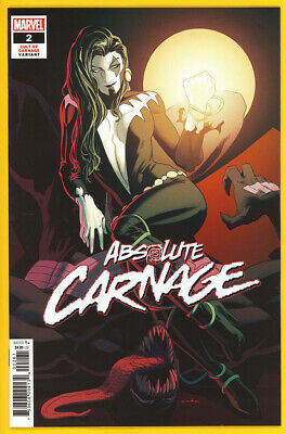 Absolute Carnage #2 Kris Anka Cult Of Carnage 1:25 Incentive Variant *NM* 2019