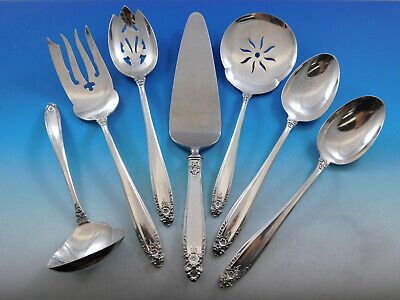 Prelude by International Sterling Silver Essential Serving Set Large 7-piece