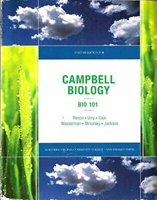 Campbell Biology 101, 11th Edition by Reece, Urry, Cain, Wasserman, Minorsky,…