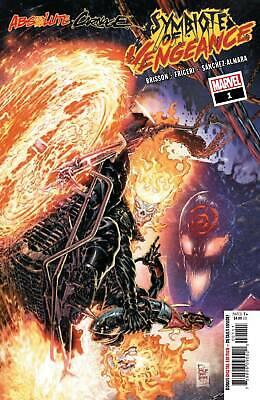 Absolute Carnage Symbiote Of Vengeance #1  Marvel Comics  1St Print  Nm 2019