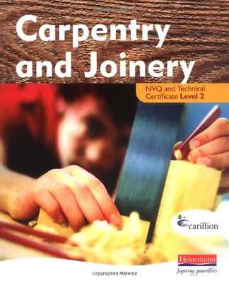 Carpentry and Joinery NVQ Level 2, Acceptable Condition Book, , ISBN 97804353257