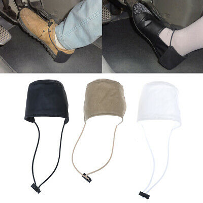 1Pc Driver Shoes Heel Protector Driving Heel Protection Cover For Right FootSC