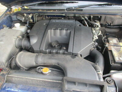 Mitsubishi Shogun Pajero 3.2 Did Engine Bare & Injectors 4M41 68K 2000 - 2006