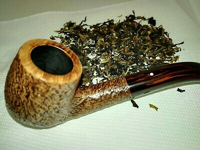 Dunhill County 3102 / briar root pipe / as NEW / Gr. 3 / Bent Billiard