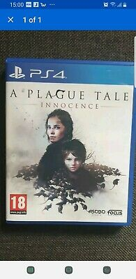 A Plague Tale: Innocence - PAL PS4 Game Playstation 4 - FAST DISPATCH