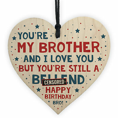 Funny Rude Birthday Gift For Dad Son Brother Funny Gift For Him Novelty Keepsake