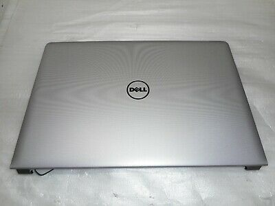 """DELL INSPIRON 15 5559 LCD COVER LID With Hinges /& Cable  J6WF4-0J6WF4 /""""A4-01/"""""""