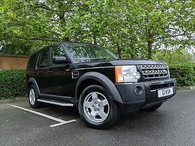 2005 (55) Land Rover Discovery 3 2.7 Diesel Auto 7 Seater Low Tax Band