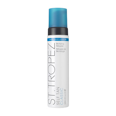 St.Tropez Self Tan Untinted Classic Bronzing Mousse 240ml