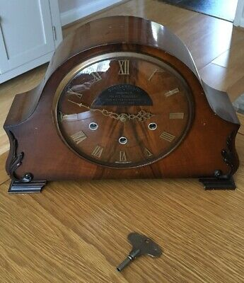 Smiths 'WALTON' Westminster 8 Day Chime Mantel Clock