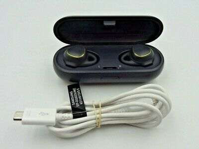 Samsung Gear IconX In-Ear Only Wireless Headphones SM-R150 Near Mint Condition