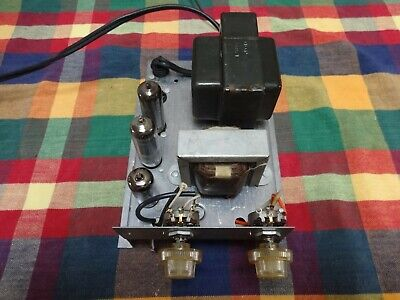 Vintage Voice of Music Tube Mono Single Ended SE Amplifier