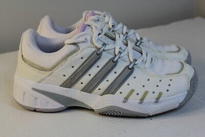 Details about ADIDAS Adiprene + Feather Climacool APE 779001 White Tennis Shoes Womens Sz 7.5