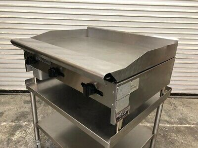"36"" Gas Griddle Flat Top Grill American Range ARMG-36 NSF Plancha #2700"