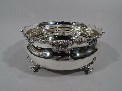 Bailey Banks & Biddle Bowl - 1891 - Antique Cachepot - American Sterling Silver