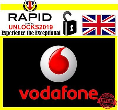 UK Vodafone Unlock For iPhone XS XS MAX CLEAN - Xpress 100% FAST 48 HOUR SERVICE