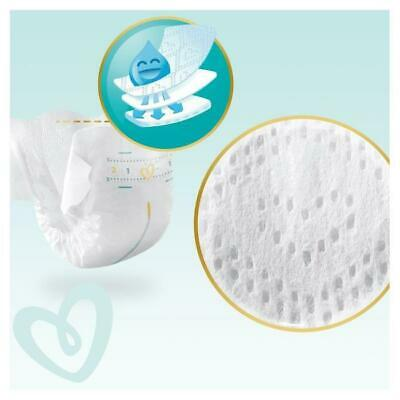 PAMPERS Premium Protection Taille 4 - 78 couches - Mega Pack