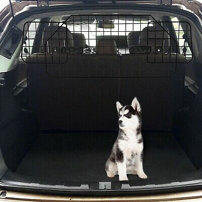 Trunk Mesh Wire Car Pet Dog Barrier Fence Partition for Safety Van Vehicle SUV