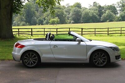 Audi Tt 2.0 Tfsi Exclusive Line 2008 Convertible Roadster