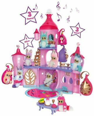 Bush Baby World Shimmer Palace 4+ Years Girls Party Light Up 80Cm Tall Play Set
