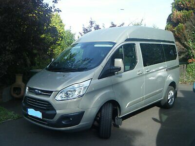 Ford Transit Custom Limited 330 E-Tech Swb 2014 Camper