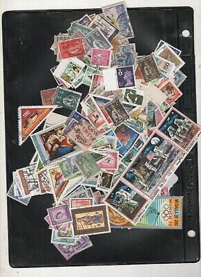 Worldwide  Stamps Dealer Off Paper Mix 245 0519