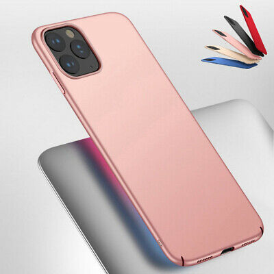 Matte Ultra-thin Shockproof Case Cover For iPhone 11 Pro Max XS XR 8 6s 7 Plus