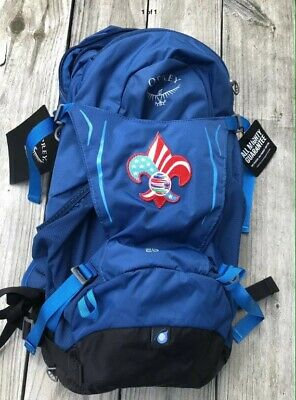 2019 World Scout Jamboree BSA USA Contingent Osprey Backpack Day Pack 26L NEW