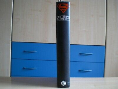 Libro Dc Superman Doomsday