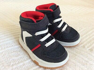 Baby Kids Hitops Trainers Size Infant 4 New