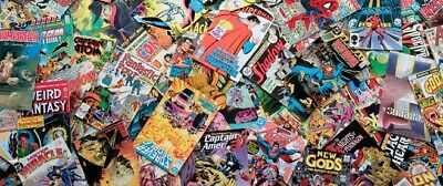 LOT OF (50) Marvel, DC & Indie Comic Books - 1970s to Modern Age