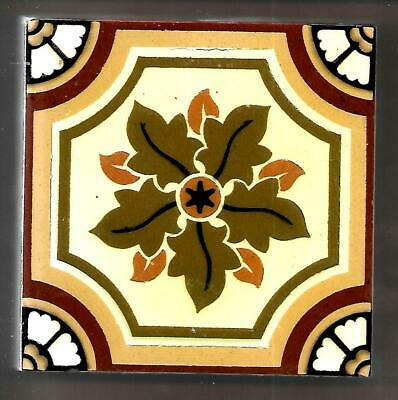 ANTIQUE Tile C1880