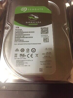 "Hard-Disk 3.5"" Seagate Barracuda Interno 1Tb- Sata Iii 7200Rpm 64Mb"