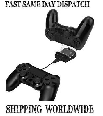Dual Twin Charging Docking Station for PS4 Playstation Gaming Controller Giotek