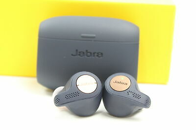 Jabra Elite Active 65t Alexa Enabled True Wireless Sports Earbuds with Charging