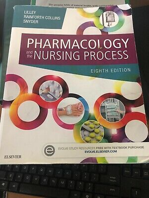 Pharmacology and the Nursing Process. 8th Edition. Paperback ISBN:978-0323358286