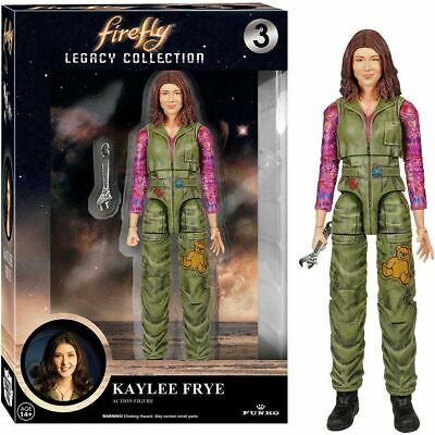 Funko Legacy Collection Figure - Firefly Series 1 - KAYLEE FRYE (5.5 inch) - New