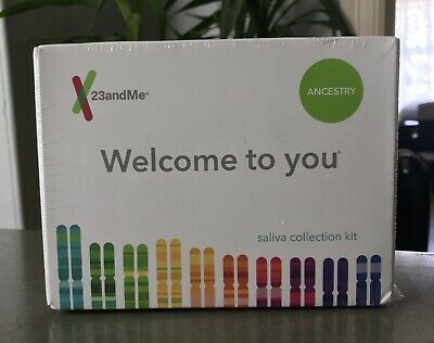 New 23andMe DNA Test Ancestry Personal Genetic Service.