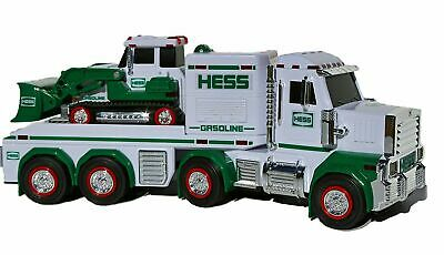 Hess 2013 Toy Truck and Tractor NIB !! Christmas Time!