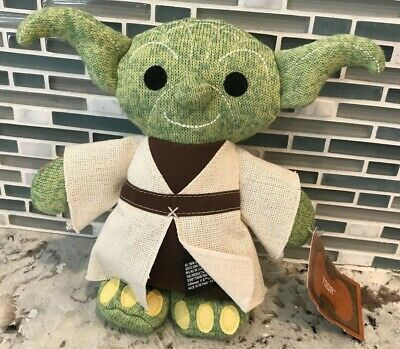 Disney Star Wars Galaxy's Edge Toydarian Toymaker Yoda Jedi Plush - New