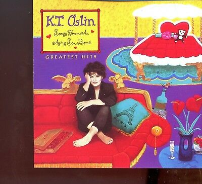 K.T. Oslin / Greatest Hits - Songs From An Aging Sex Bomb