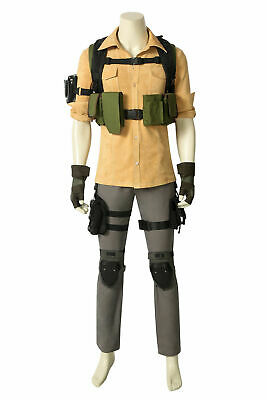 Tom clancy's The Division Aaron Keener Outfits Cosplay Costume Halloween