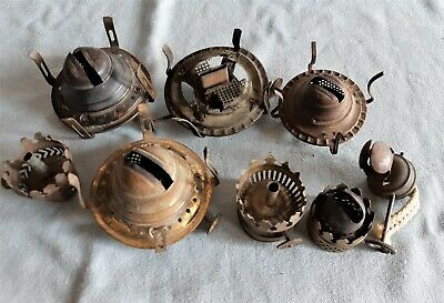 Antique Restoration Kerosene Lamp Burners
