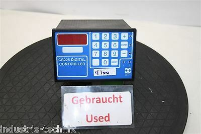 Control Ability CS225 Digital Controlador Controset Cs 225