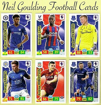 PANINI Premier League ADRENALYN XL 2019/2020 ☆ Football Cards ☆ #91 to #180