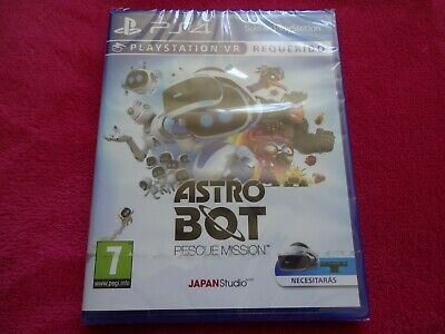 Sony PlayStation 4 (PS4) - Astro Bot: Rescue Mission [PSVR] *NEU&OVP*