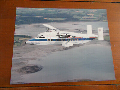 Short Sherpa-Photo aviation-Format 19/24,5-Collection.